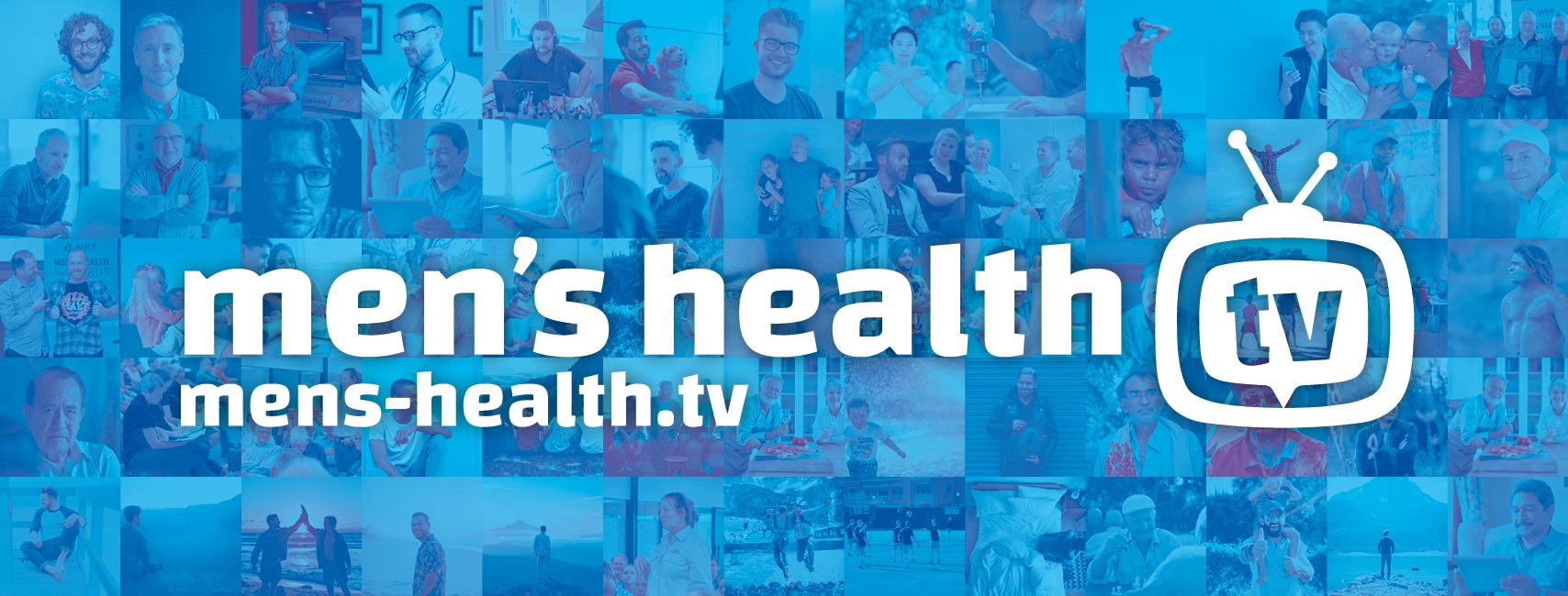 mens health tv banner